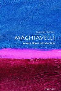 Machiavelli: A Very Short Introduction af Quentin Skinner