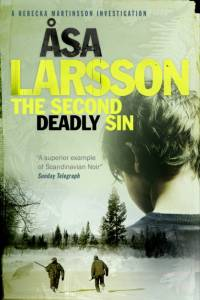 Second Deadly Sin af Asa Larsson