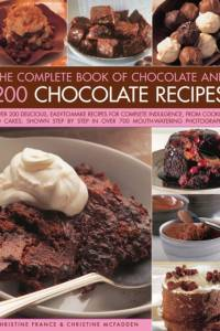 Complete Book of Chocolate and 200 Chocolate Recipes af Christine McFadden