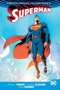 Superman: The Rebirth Deluxe Edition Book 2 af Patrick Gleason