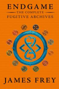 Complete Fugitive Archives (Project Berlin, The Moscow Meeting, The Buried Cities) (Endgame: The Fugitive Archives) af James Frey