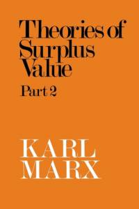 Theories of Surplus Value af Karl Marx