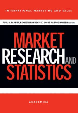 Market Research and Statistics af Kenneth Hansen