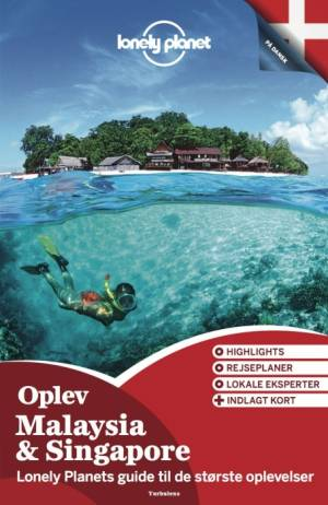 Oplev Malaysia & Singapore (Lonely Planet) af Lonely Planet