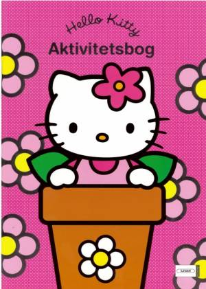 Hello Kitty aktivitetsbog