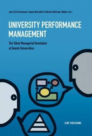 University Performance Management af Jens Erik Kristensen