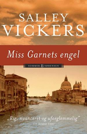 Miss Garnets engel af Salley Vickers