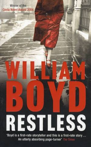 Restless (blo) af William Boyd