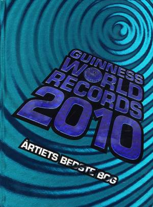 Guinness World Records 2010 af Guinness World Records