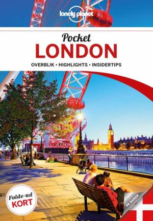 Pocket London af Lonely Planet