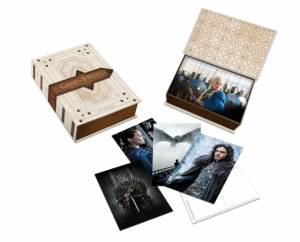 Game of Thrones: The Postcard Collection af Insight Editions